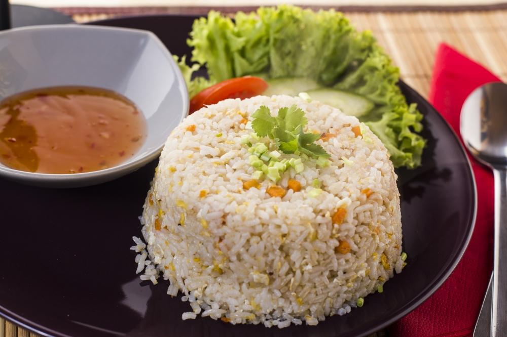 Pirított rizs