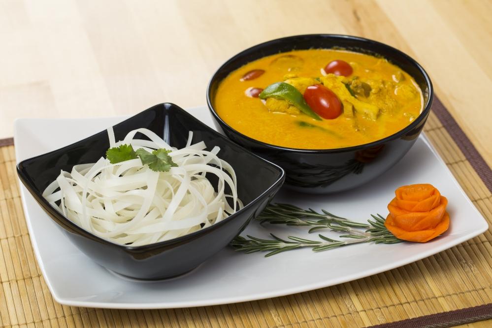 Északi stílusú curry leves